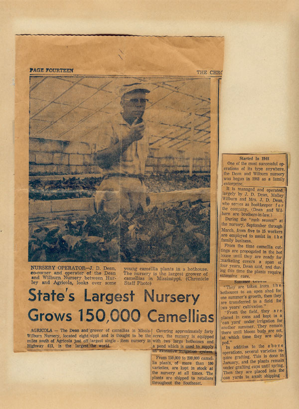 Nursery Article